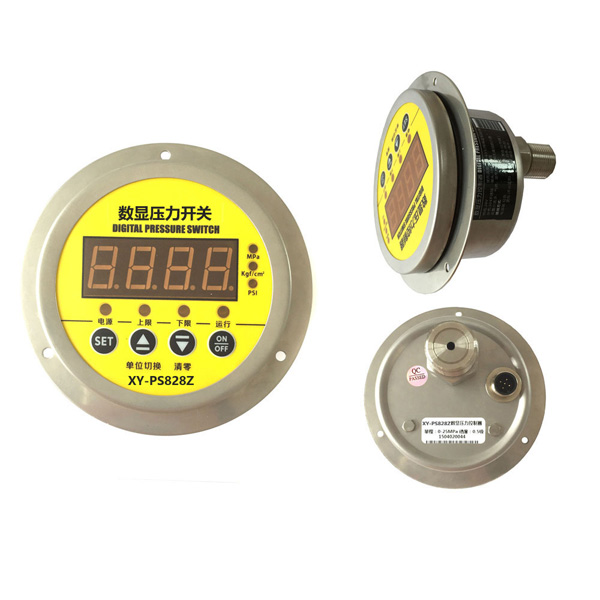 Digital Pressure Switch XY-PS828Z