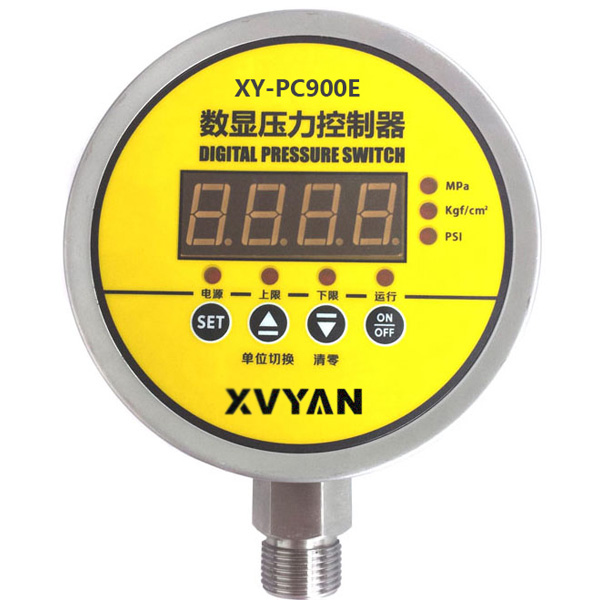 Digital Pressure Controller XY-PC900E
