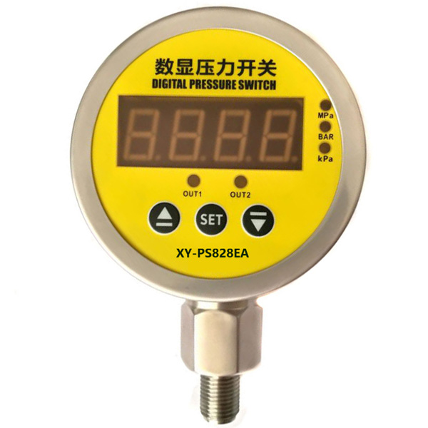 Digital Pressure Switch XY-PS828EA
