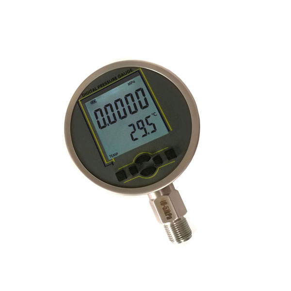 Digital Pressure and Temprature Gauge XY-PG210