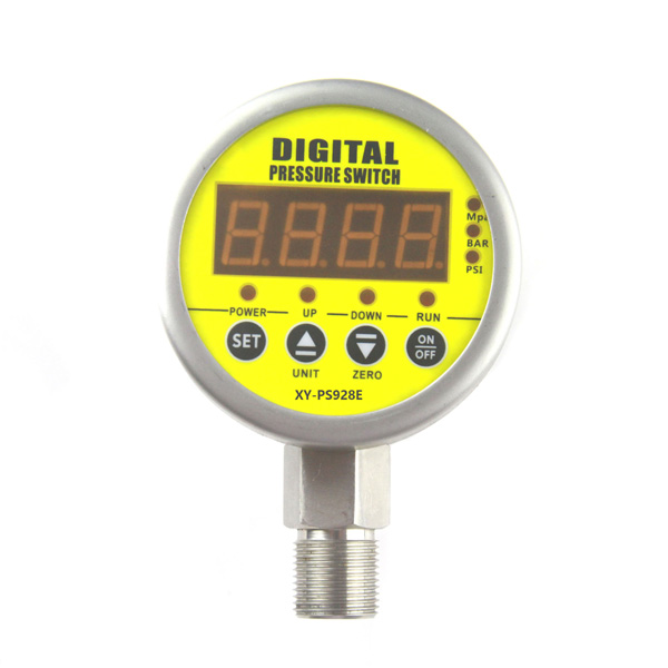 Digital Pressure Switch XY-PS928E