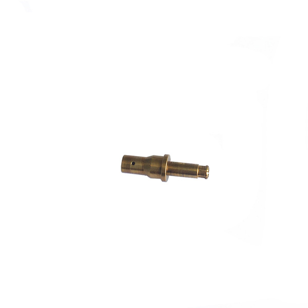 Copper Parts B Swiss Machining