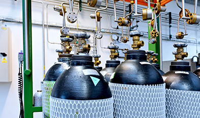 Industrial Gases Using