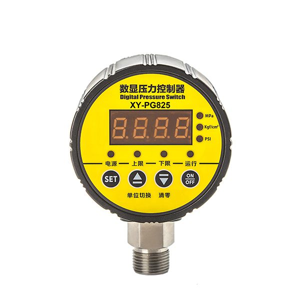 Digital Contact Pressure Gauges XY-PG825