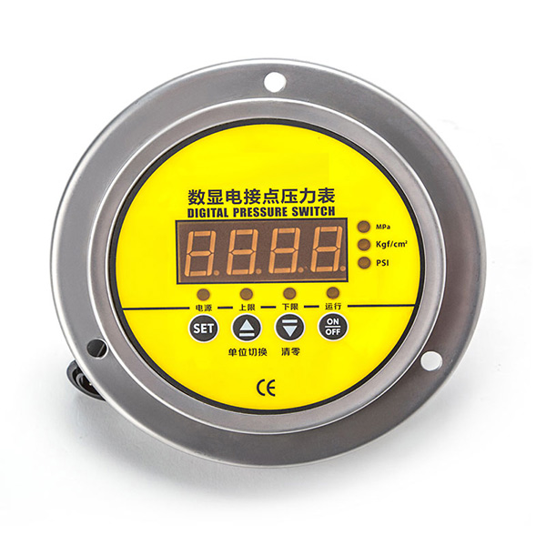 Digital Contact Pressure Gauges XY-PG925Z