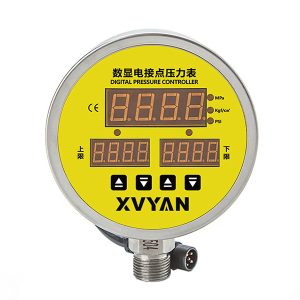 Digital Contact Pressure Gauges XY-PG925M